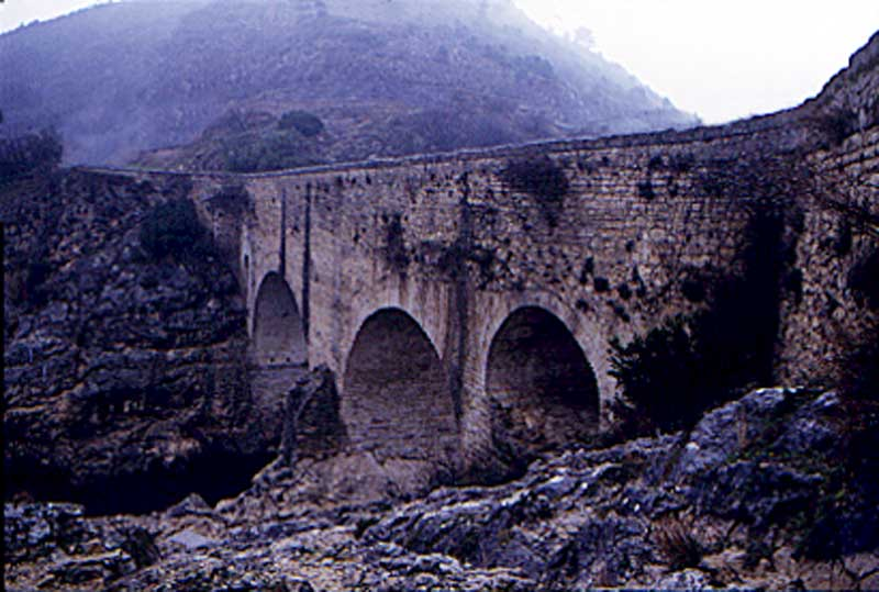 Pont du Diable Saint Guilhem le Désert