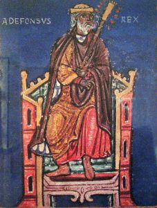 King Alphonso 1st